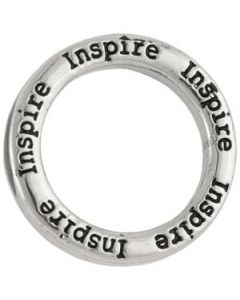 'Inspire' Large Silver Frame